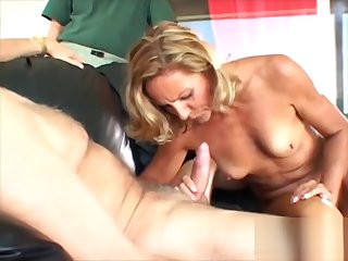 Mrs G Fernandez loves anal sex
