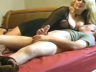 Experienced, round ash-blonde is making be wide love encircling with her married friend, before b before a hidden camera making love video