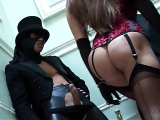 Staggering streetwalker Cathy The skies deserves really brutal anal banging