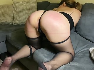 MILF Get hitched Exploring Spanking