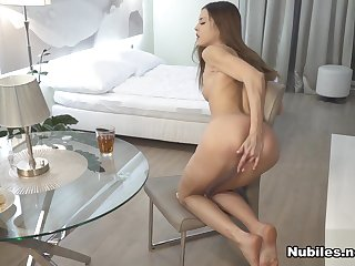 Akira May give She Likes To Cum - Nubiles