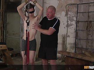 Sebastian Kane increased by Nathan Reyes jab an despondent bondage encounter