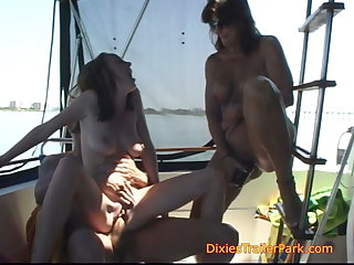 Filthy Things We Do On the Family Boat