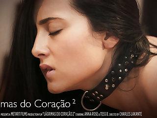 Lagrimas Do Coracao 2 - Anna Rose & Tess B - TheLifeErotic