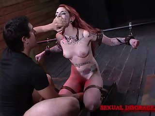 Horny Sheena Rose wants to try all sex machines and BDSM games