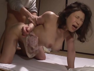 Asian Of age hairy pussy hardcore action
