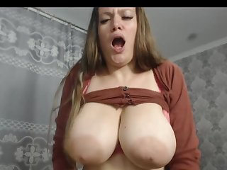 The Thump Huge Hooters Mommy Milking
