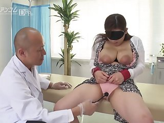 Horny asian weaken and busty young lady