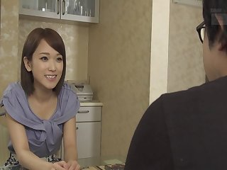 Compilation of Japanese wife Sora Shiina having sex with her man