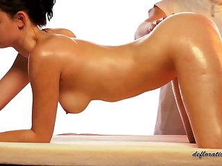 Most assuredly active lesbian massage