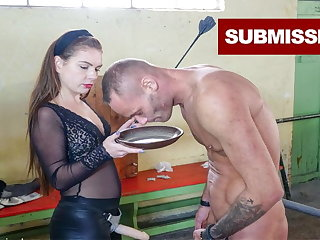Mila Fucked Me and Made me Whiskey my Cum