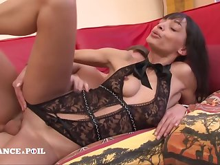 Ague France A Poil - Candice's Sister Want To Try An Anal