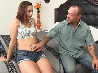 Closeup video of passionate fucking with gorgeous unspecified Jaye Summers