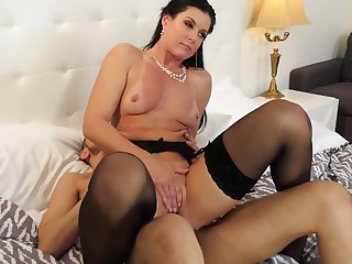India Summer American Mom Humped
