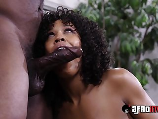Ebony Misty Stone Gets Fornicateed