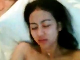 indonesian cooky with flimsy pussy fucked