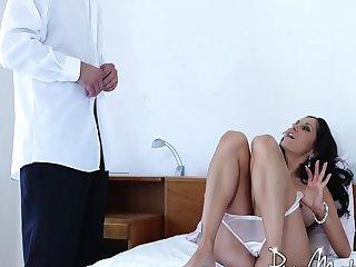 Ava Addams In Awesome Porn Clip Heavy Bosom Hot , Watch It